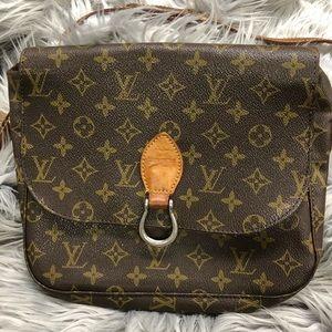 Vintage Louis Vuitton crossbody bag